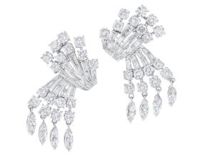 Earrings - By Fred Leighton - Style #: 20436