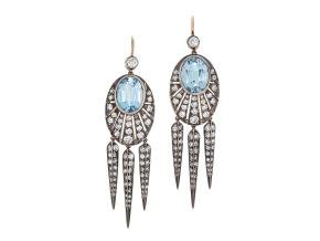 Earrings - By Fred Leighton - Style #: 29735