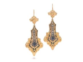 Earrings - By Fred Leighton - Style #: 33948