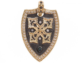 Charms & Enhancers from the Old World - By Armenta - Style #: 01504