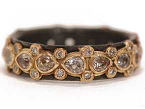 Rings from the Old World - By Armenta - Style #: 01688