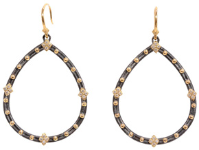 Earrings from the Old World - By Armenta - Style #: 02146