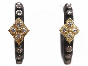 Earrings from the Old World - By Armenta - Style #: 02160