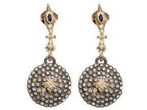 Earrings from the Old World - By Armenta - Style #: 04341