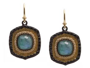 Earrings from the Old World - By Armenta - Style #: 9373
