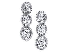 Earrings from the Arabesque - By Harry Kotlar - Style #: DET176A-KC13
