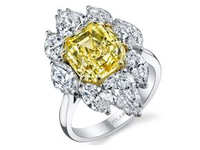 Engagement Rings from the The Vault - By Harry Kotlar - Style #: CRG164A-AS19