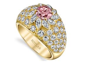 Wedding Rings from the The Vault - By Harry Kotlar - Style #: DRP150A-OB03