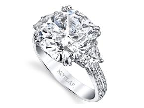Engagement Rings from the Harmonie - By Harry Kotlar - Style #: DRP112C-KC28
