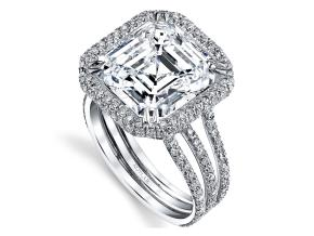 Engagement Rings from the The Vault - By Harry Kotlar - Style #: DRP208A-AS29