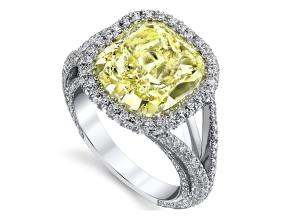Engagement Rings from the Luminesce - By Harry Kotlar - Style #: DRP191C-KC28