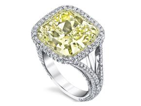 Engagement Rings from the Luminesce - By Harry Kotlar - Style #: DRP191C-KC48