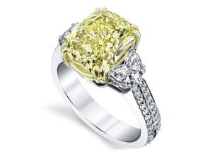 Engagement Rings from the Harmonie - By Harry Kotlar - Style #: DRP141E-KC20