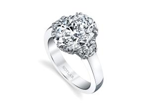 Engagement Rings from the Classico - By Harry Kotlar - Style #: DRG174A-OV16