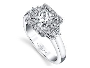 Engagement Rings from the Classico - By Harry Kotlar - Style #: DRP258B-PR07