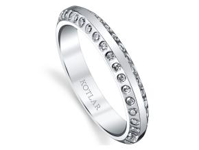 Wedding Rings - By Harry Kotlar - Style #: DDA235A-ME01