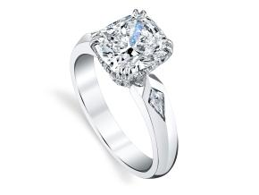 Engagement Rings - By Harry Kotlar - Style #: DRS135C-KC10
