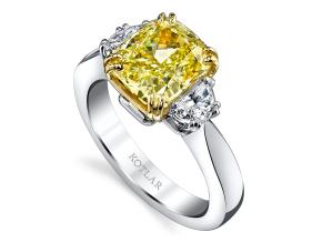 Engagement Rings from the Classico - By Harry Kotlar - Style #: DRG174A-RA14