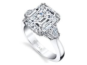Engagement Rings from the Classico - By Harry Kotlar - Style #: DRG135B-EC22