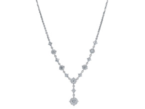 Necklaces from the Diamond Bouquets™ - By Memoire - Style #: MBQ97N-0133TW