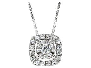 Pendants from the Diamond Bouquets™ - By Memoire - Style #: MCBQ3P-0075TW