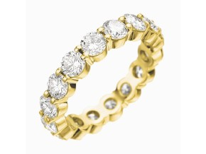 Wedding Rings from the Pétite Prong® - By Memoire - Style #: MIP1-0400MYZ65