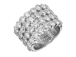 Wedding Rings from the Paragon - By Memoire - Style #: MPR194-0600MW