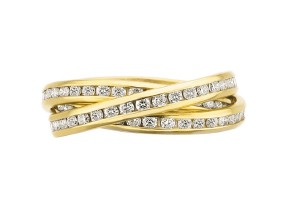 Rings from the Rolling Rings - By Memoire - Style #: MEDR330194MYZ60