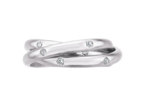 Rings from the Rolling Rings - By Memoire - Style #: MEDR330032MPL