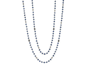Necklaces from the Blue Sapphire - By Penny Preville - Style #: N7321W
