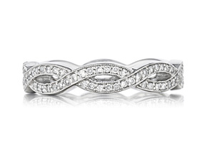 Wedding Rings from the Wedding Bands - By Penny Preville - Style #: R1256W