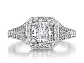 Engagement Rings from the Engagement Rings - By Penny Preville - Style #: R2130P