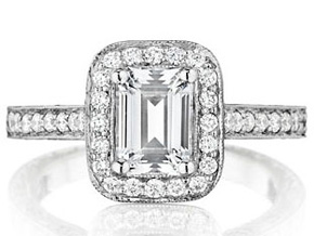 Engagement Rings from the Engagement Rings - By Penny Preville - Style #: R2132P-EC
