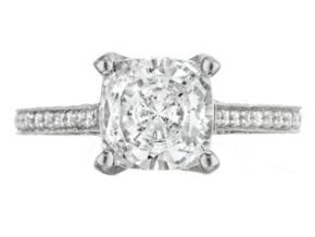 Engagement Rings from the Engagement Rings - By Penny Preville - Style #: R2161P-1CT