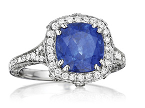 Engagement Rings from the Engagement Rings - By Penny Preville - Style #: R2167W