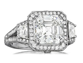 Engagement Rings from the Engagement Rings - By Penny Preville - Style #: R2168P