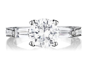 Engagement Rings from the Engagement Rings - By Penny Preville - Style #: R2175P