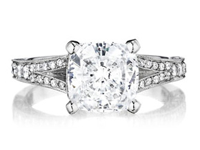 Engagement Rings from the Engagement Rings - By Penny Preville - Style #: R2176P