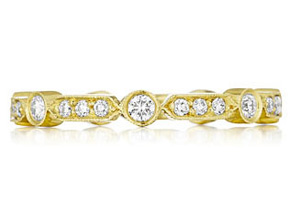 Wedding Rings from the Wedding Bands - By Penny Preville - Style #: R7226G