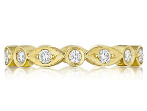 Wedding Rings from the Wedding Bands - By Penny Preville - Style #: R7227G