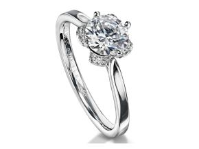 Engagement Rings - By Furrer Jacot - Style #: 53-66740-0-W