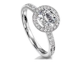 Engagement Rings - By Furrer Jacot - Style #: 53-66751-0-W