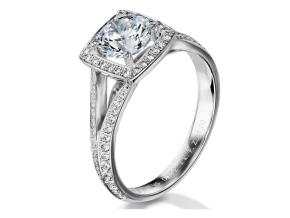 Engagement Rings - By Furrer Jacot - Style #: 53-66761-0-W