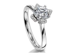 Engagement Rings - By Furrer Jacot - Style #: 53-66780-0-W