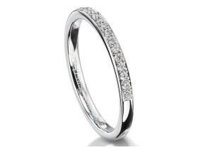 Wedding Rings - By Furrer Jacot - Style #: 61-53100-0-0