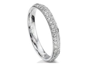Wedding Rings - By Furrer Jacot - Style #: 61-53090-0-0