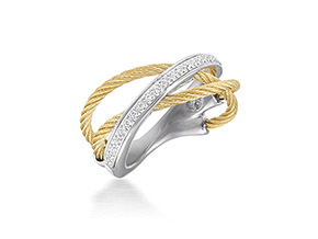 Rings - By ALOR - Style #: 02-37-S507-11
