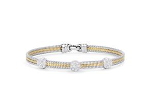 Bracelets - By ALOR - Style #: 04-34-S832-11