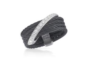 Rings from the Noir - By ALOR - Style #: A2-52-1305-11