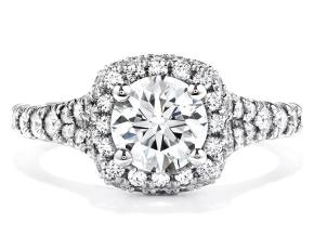 Engagement Rings from the Acclaim - By Hearts On Fire - Style #: HBRACC01058WAA-C